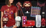 Additional WandaVision Merchandise from Marvel Website