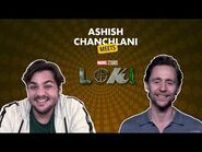 Ashish Meets Loki
