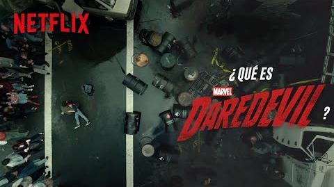 Netflix te explica ¿Qué es Daredevil?