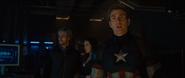 Rogers junto con Wanda y Pietro