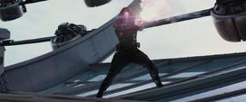 Soldado del Invierno enfrenta a Rogers