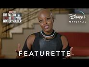 Wakandans Featurette - Marvel Studios' The Falcon and The Winter Soldier - Disney+