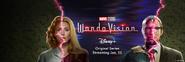 WandaVision New Banner