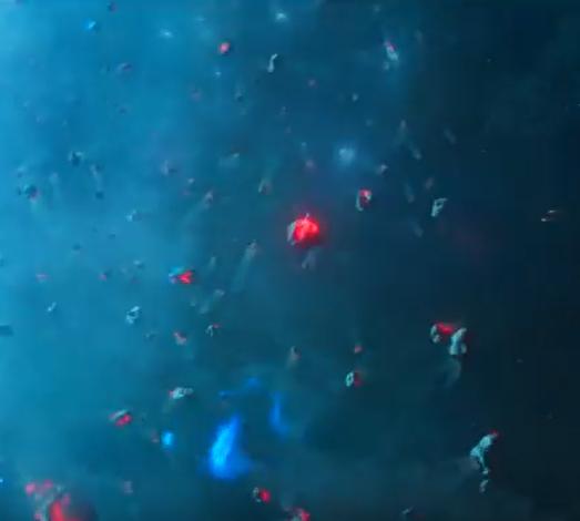 Campo de Asteroides Cuántico