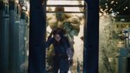 Hulk persigue a Natasha