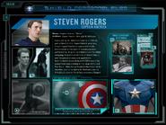 S.H.I.E.L.D. files Rogers