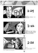 'Slingshot' storyboards - Joe Quesada - 4
