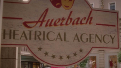 Auerbach Theatrical Agency Sign.png