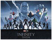 Marvel Studios' The Infinity Saga