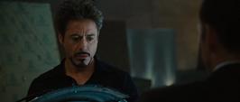 Stark y Coulson se despiden