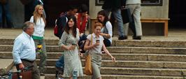 Elizabeth en la Universidad de Culver