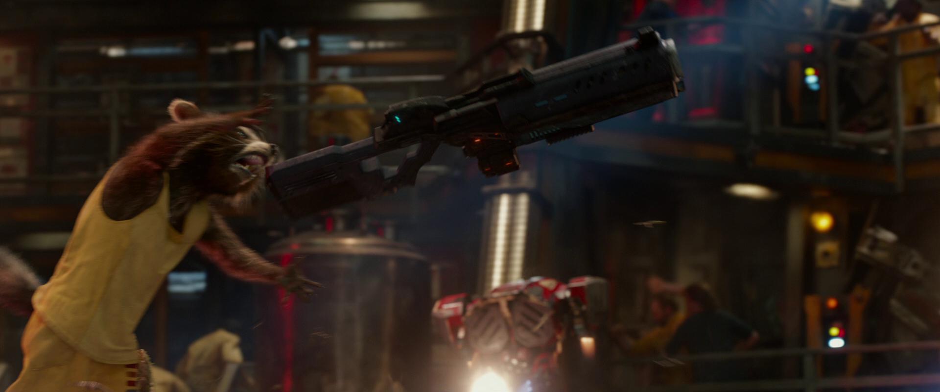Nova Machine Gun