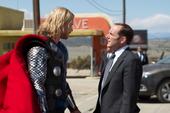 Thor y Coulson se hacen aliados