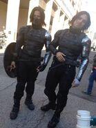 Winter Soldier behind the scenes 9