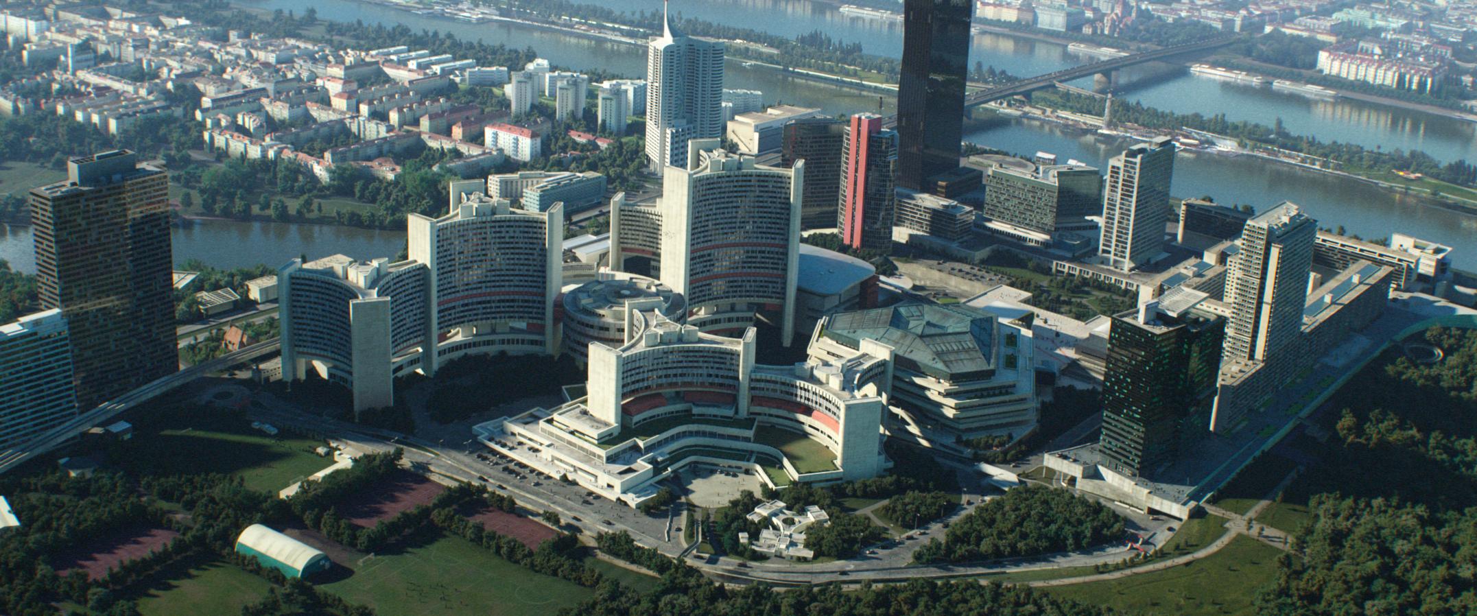 Centro Internacional de Viena