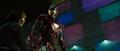 Peter conociendo a Iron Man