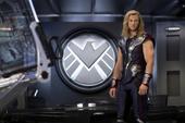 Thor en el Helicarrier