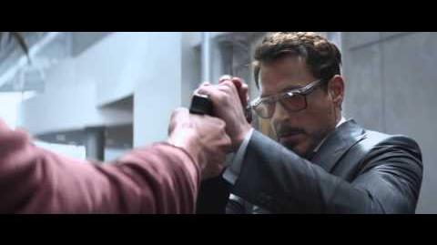Capitán América Civil War Clip Equipo vs