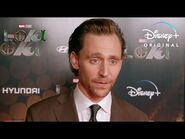 Global Fan Event - Marvel Studios' Loki - Disney+