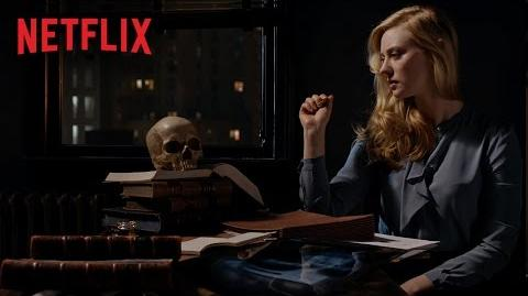 Marvel - Daredevil – Material gráfico de personaje – Karen Page – Netflix HD
