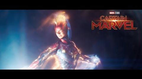 "Marvel Studios' Captain Marvel ""Ready"" TV Spot"