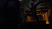 Murdock le da el último golpe a Fisk