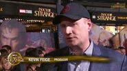 Kevin Feige Discusses Exploring A New Realm at Marvel's Doctor Strange Red Carpet Premiere