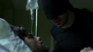 Murdock habla con Christian Blake