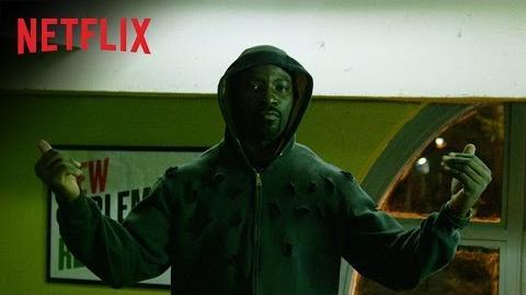 Marvel - Luke Cage - SDCC - Tráiler - Netflix HD