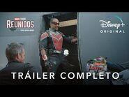 REUNIDOS- Así se hizo Falcon y el Soldado de Invierno - Disney+