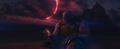 Thanos sostiene la Gema del Alma