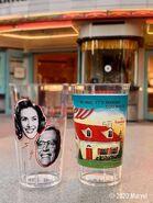 WandaVision Glass Merchandise