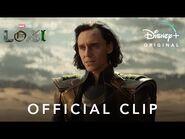 """Variant Identified"" Clip - Marvel Studios' Loki - Disney+"
