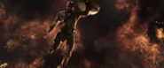 Attack on HYDRA Facilities Captain America- The First Avenger