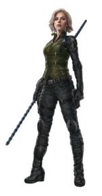 Infinity War - Promo de Black Widow