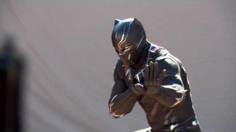 Marvel's Captain America Civil War - Black Panther Featurette
