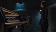 Romanoff se acerca a Loki