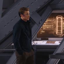 Rogers habla con Bucky en Wakanda.png