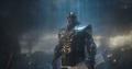 Thanos antes de reunirse con Nebula en la Tierra