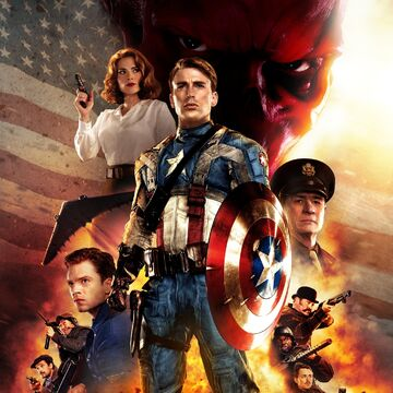 Captain America The First Avenger Marvel Cinematic Universe Wiki Fandom