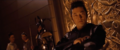 Hogun llega al Palacio de Asgard