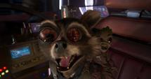 Rocket y Groot hacen setecientos saltos