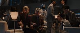 Thor narrando sus historias