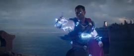 Thor usa sus verdaderos poderes