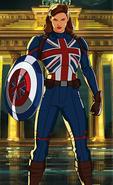 Captain Carter Infobox