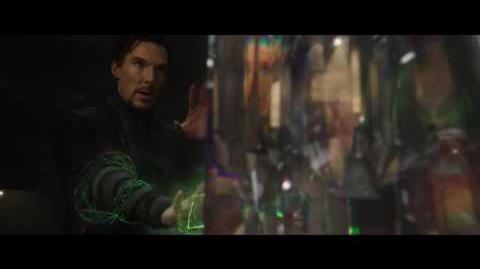 Doctor Strange de Marvel Spot 'Fuerza'