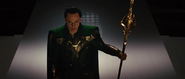 Loki activa al Destructor