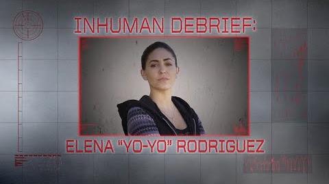 """Secret Warriors Profile Elena """"Yo-Yo"""" Rodriguez - Marvel's Agents of S.H.I.E.L.D."""
