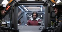 Bucky como prisionero
