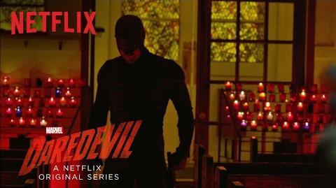 Marvel's Daredevil - Season 2 Daredevil & The Punisher Featurette HD Netflix